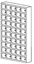 mobil smårum 50 tegning