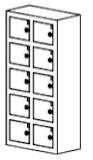 mobil smårum10 tegning skab